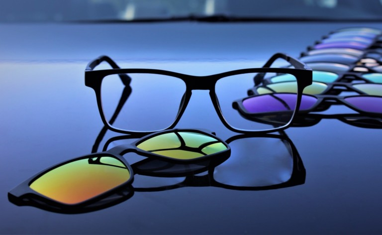 Visual Assistant Customizable Magnetic Eyewear System is strong and durable to handle the elements