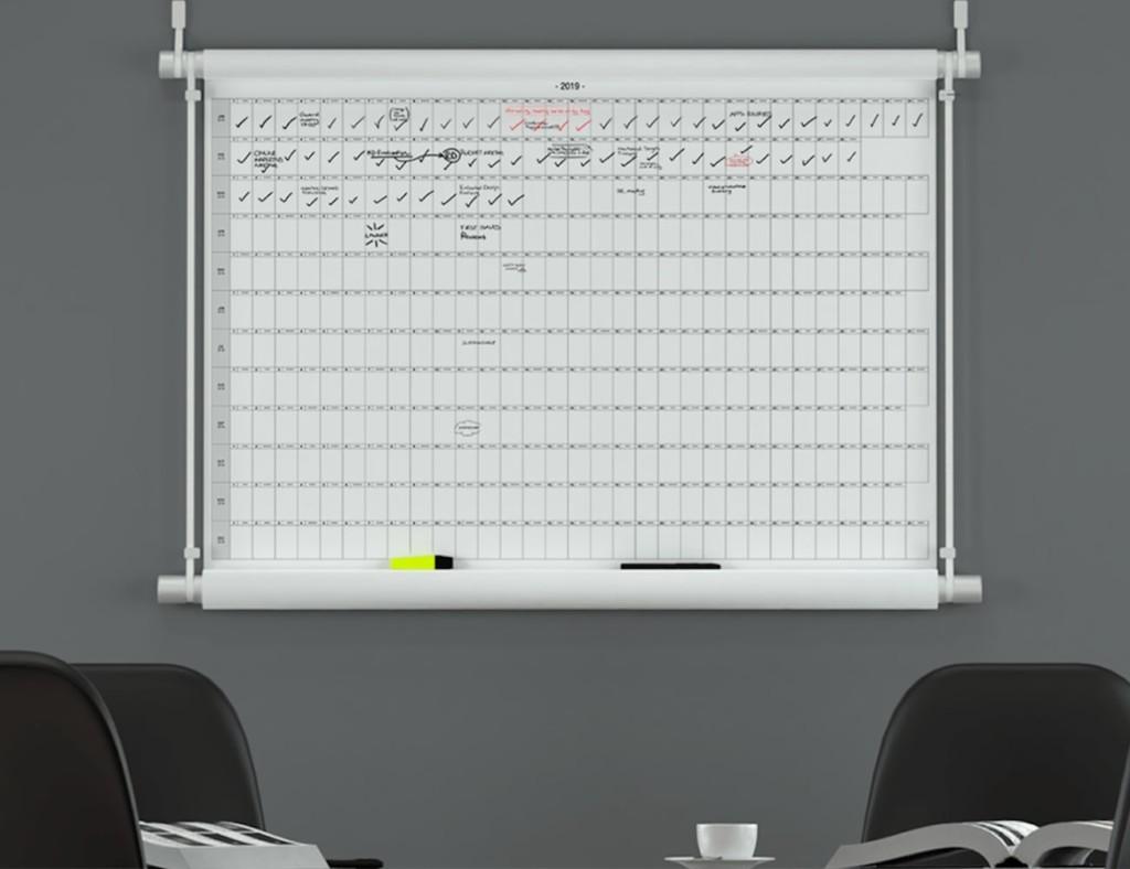 Workhow Decade Planner Calendar