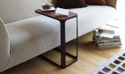 YAMAZAKI Compact Tower Side Table
