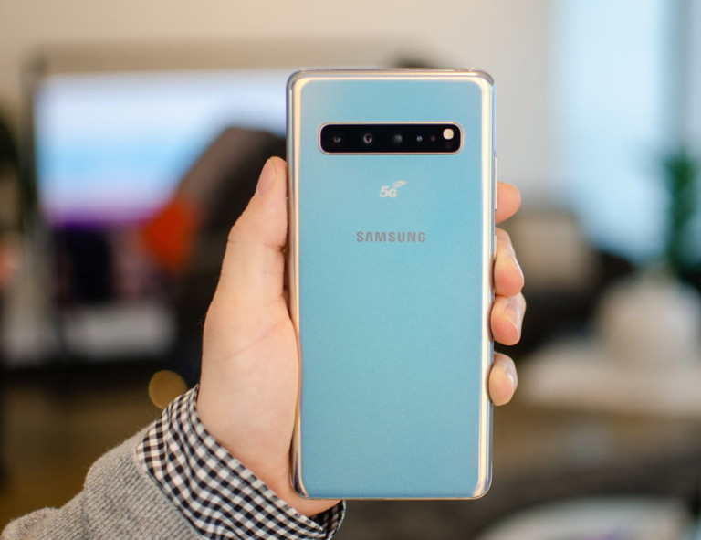 10 Best smartphones that are as good as the iPhone - Samsung Galaxy S10 5G 03