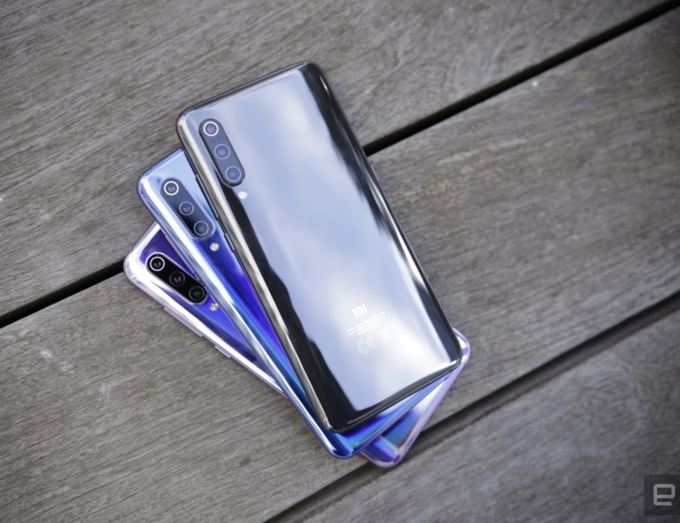 10 Best smartphones that are as good as the iPhone - Xiaomi Mi 9 03