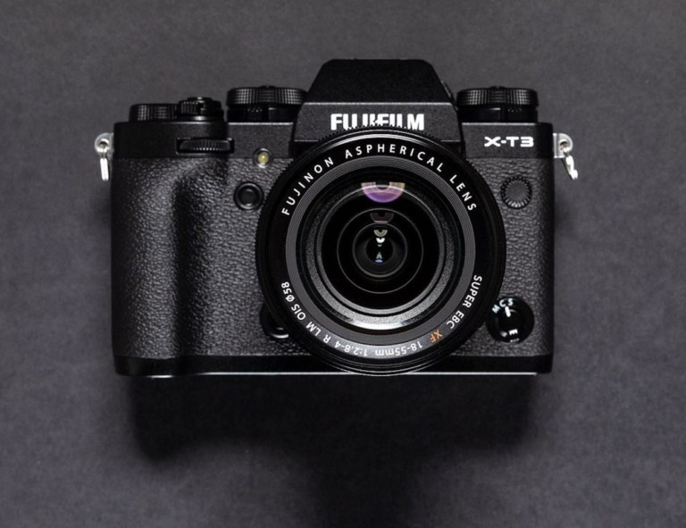 What is the best travel camera 2019 - Fujifilm XT3 03