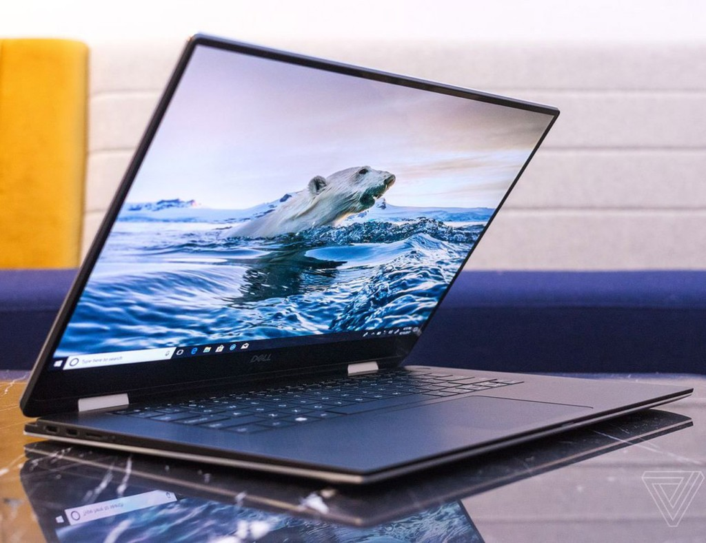 The best work laptops you can buy in 2019 - Dell XPS 15 01