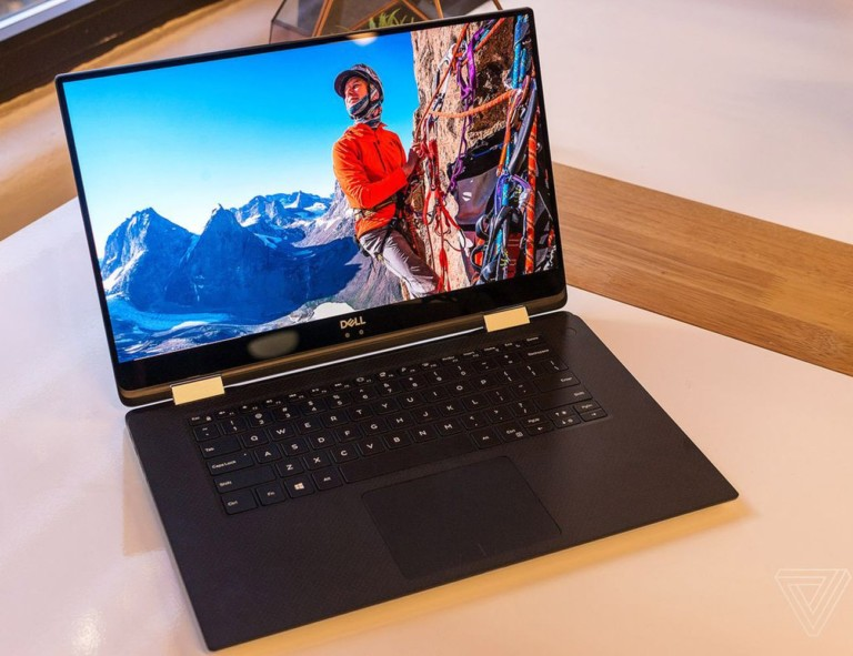 The best work laptops you can buy in 2019 - Dell XPS 15 03