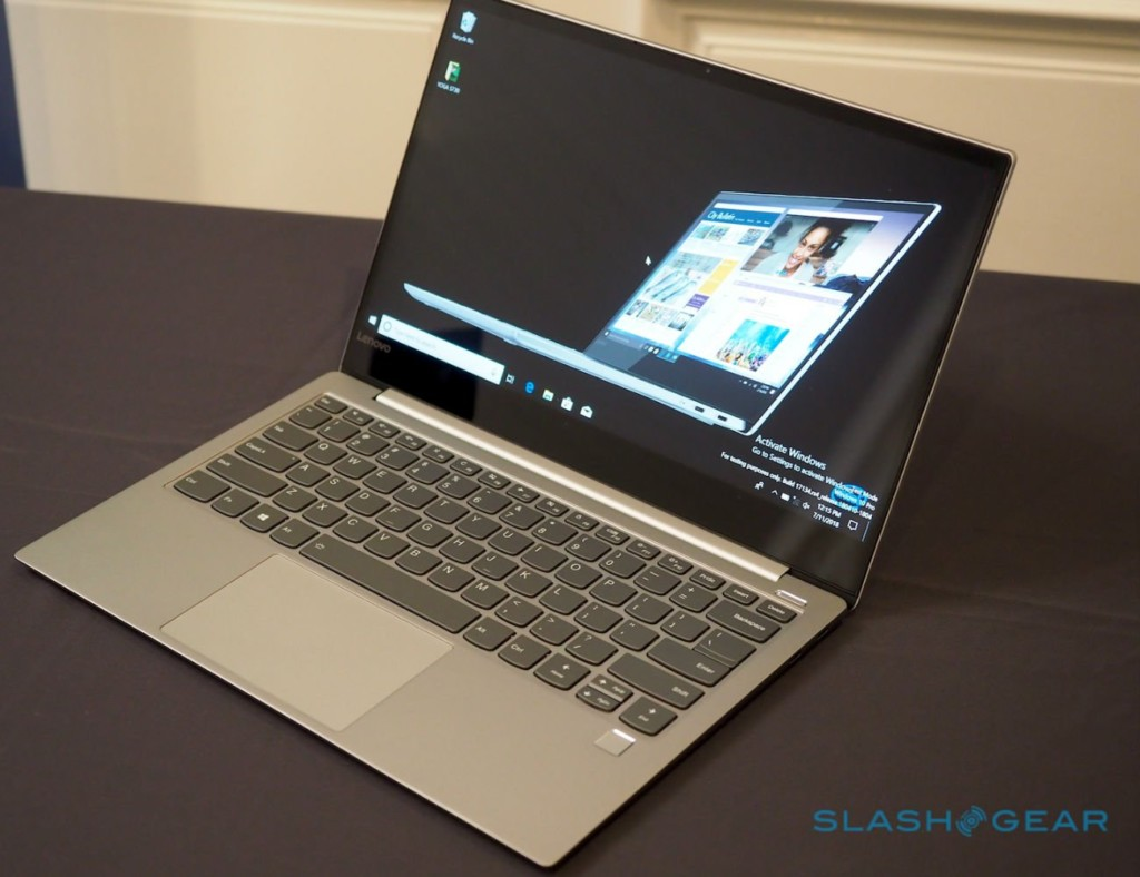 The best work laptops you can buy in 2019 - Lenovo Yoga S730 02
