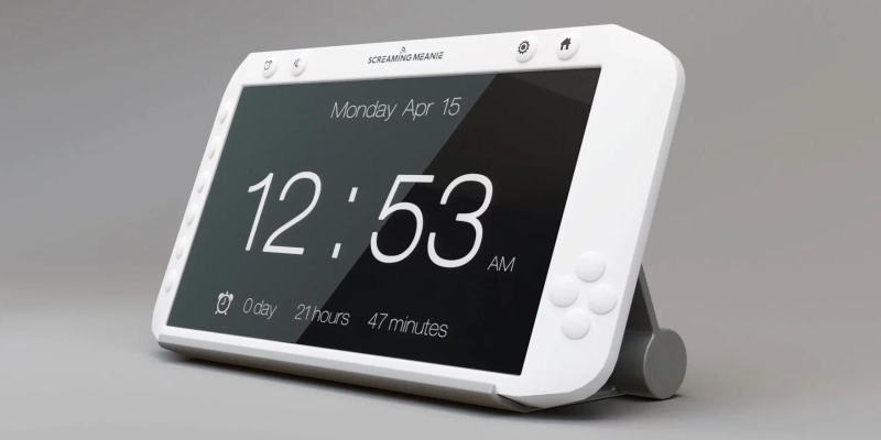 smart clock 02