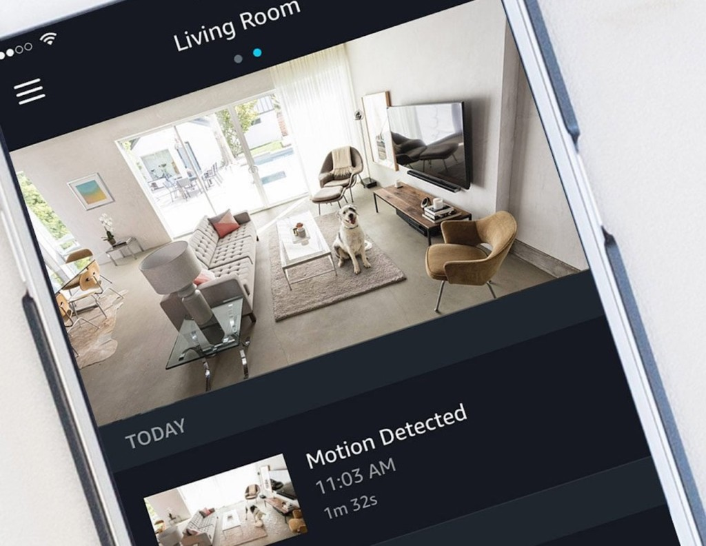 Our favorite HD security cameras to monitor your home - Amazon Cloud Cam 02