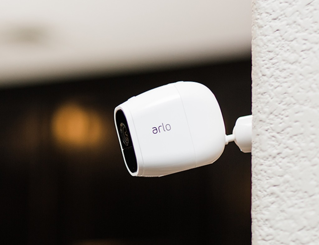 Our favorite HD security cameras to monitor your home - Arlo Pro 2 01