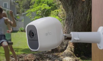 Our favorite HD security cameras to monitor your home - Arlo Pro 2 02