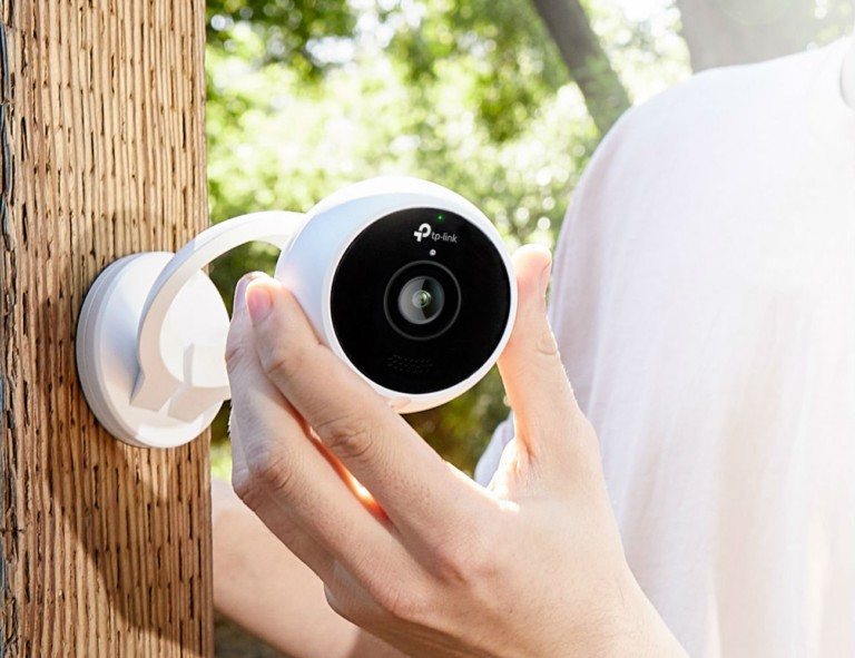 Our favorite HD security cameras to monitor your home - TP-Link Kasa Cam 02