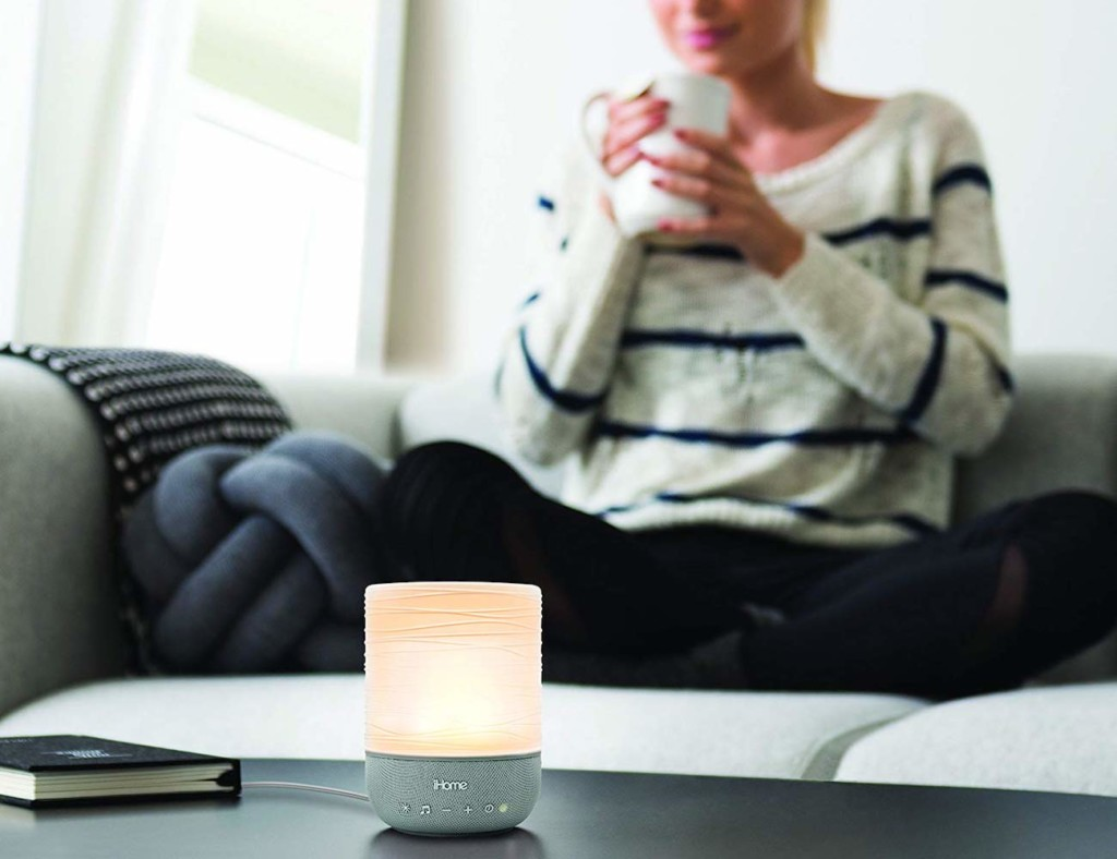 iHome Zenergy Meditative Therapy Candle