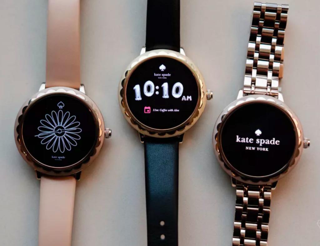 The best minimalist smartwatch designs of 2019 - Kate Spade Scallop 2 01