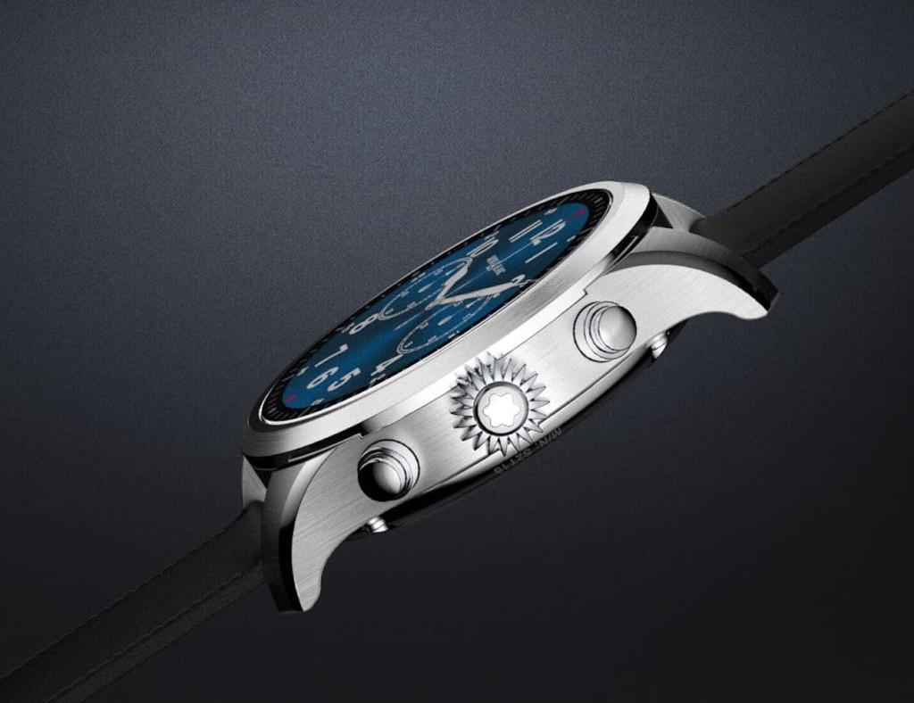 The best minimalist smartwatch designs of 2019 - Montblanc Summit 2 01