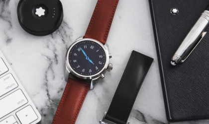 The best minimalist smartwatch designs of 2019 - Montblanc Summit 2 02