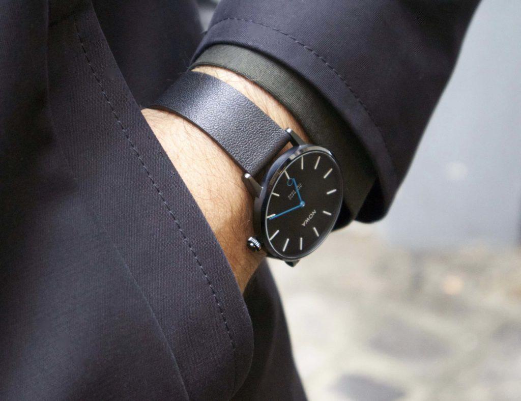 The best minimalist smartwatch designs of 2019 - NOWA Shaper 02