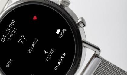 The best minimalist smartwatch designs of 2019 - Skagen Falster 2 01
