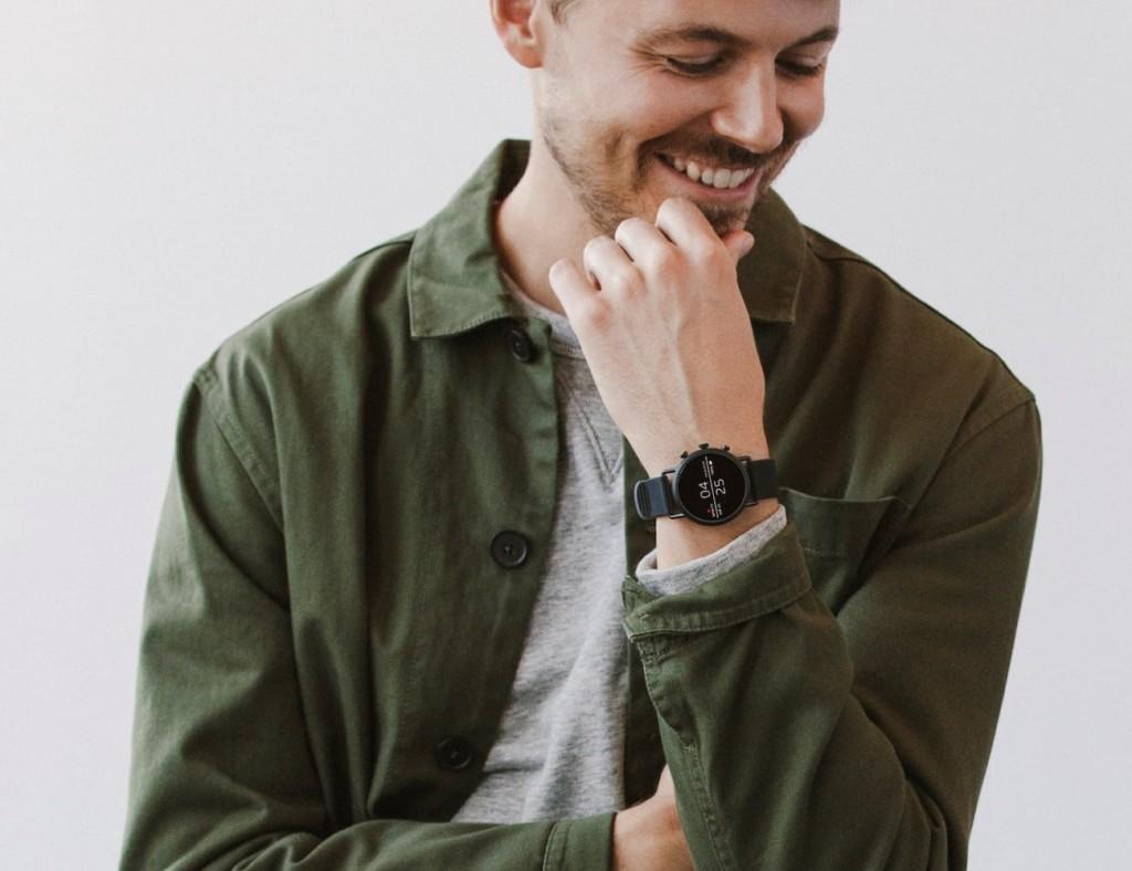 The best minimalist smartwatch designs of 2019 - Skagen Falster 2 03