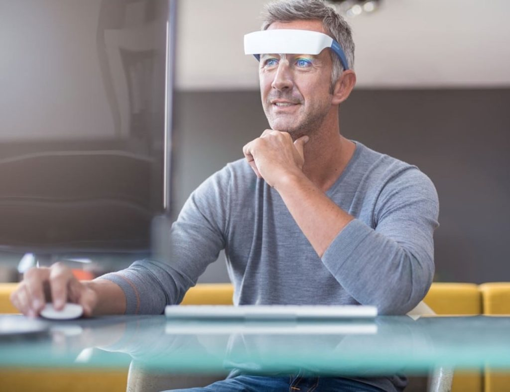 Should you buy a sleep training headset? - Luminette 2 02