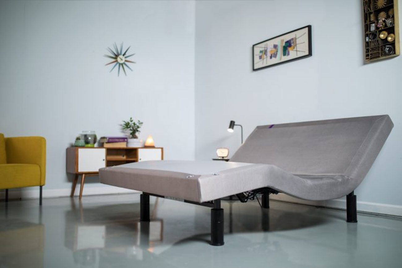 Thinking of buying a smart bed? Here's what you need to know - Purple PowerBase 01
