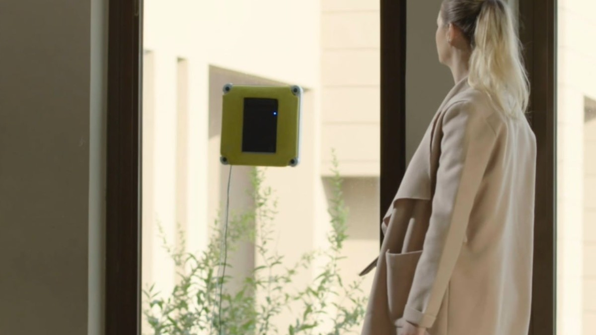 Meet Window Wizard, the smart robot that will clean your windows