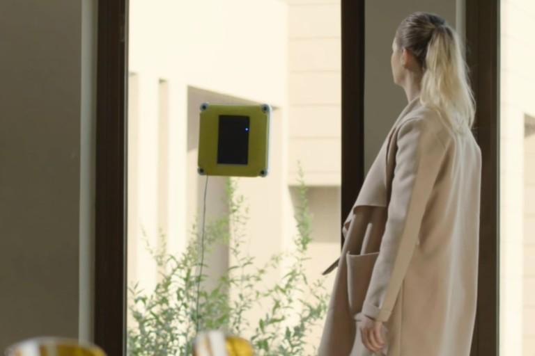 Meet Window Wizard, the smart robot that will clean your windows