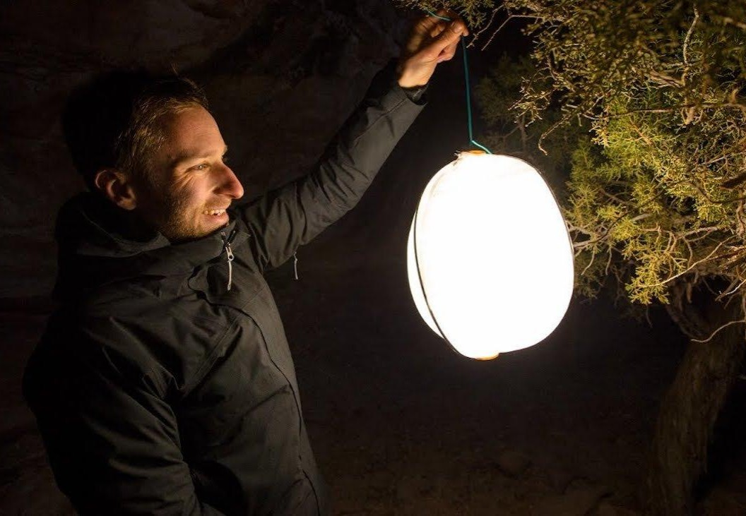 13 Travel tech and gadgets for every adventure - BioLite SiteLight XL 04