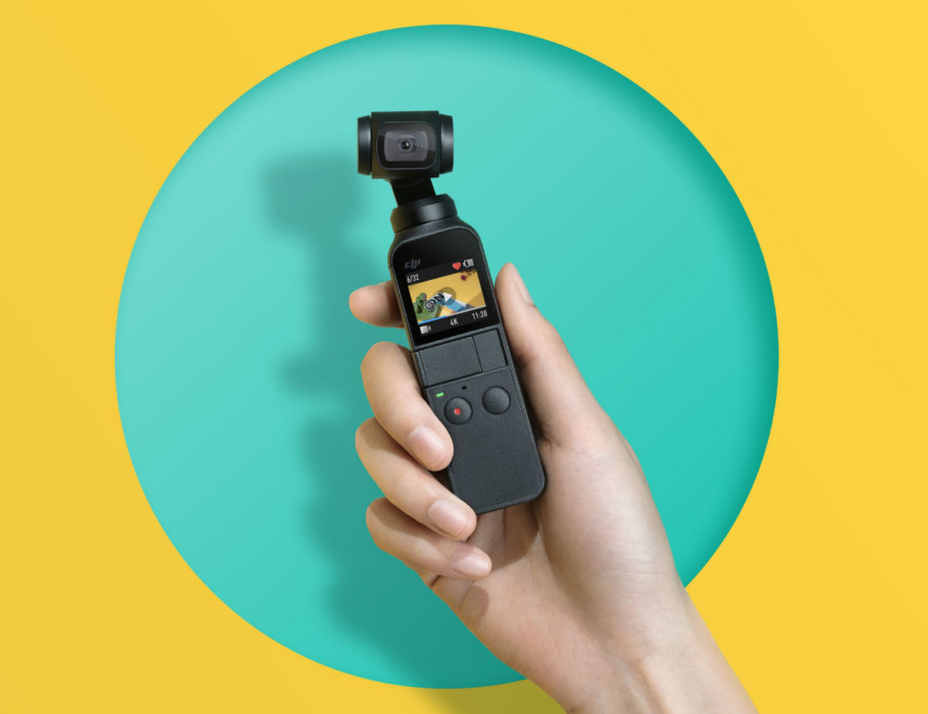 Ultimate guide to buying a 4K action camera - DJI Osmo