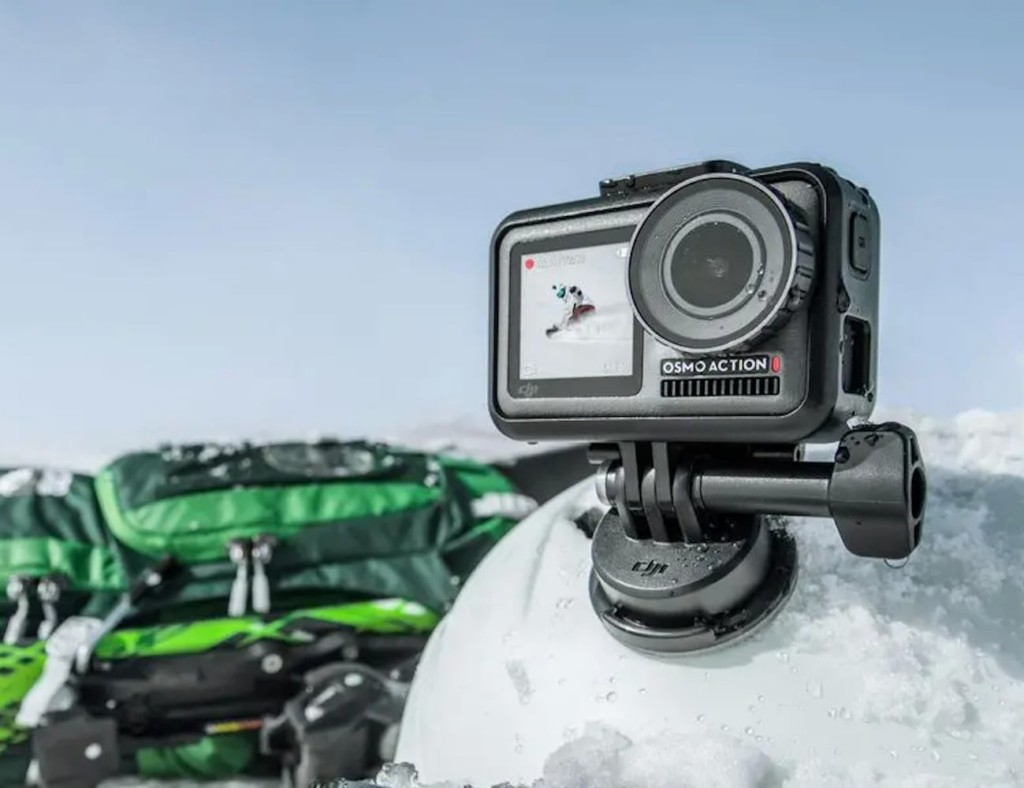 Ultimate guide to buying a 4K action camera - DJI Osmo Action