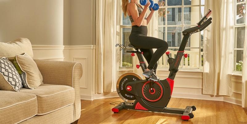 7 High tech treadmills and workout gear