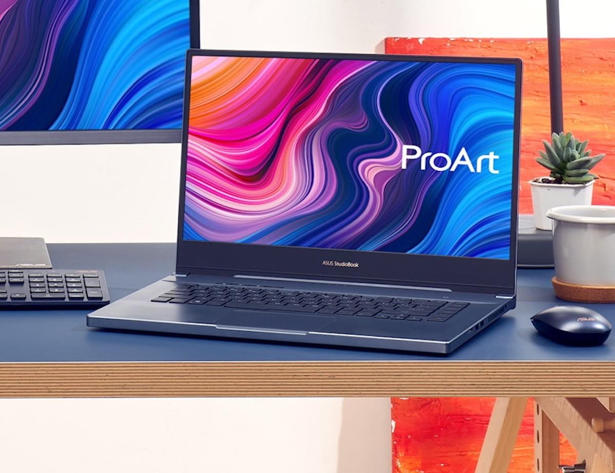 ASUS ProArt StudioBook One High-Powered Computing Laptop offers NVIDIA Quadro RTX 6000 graphics