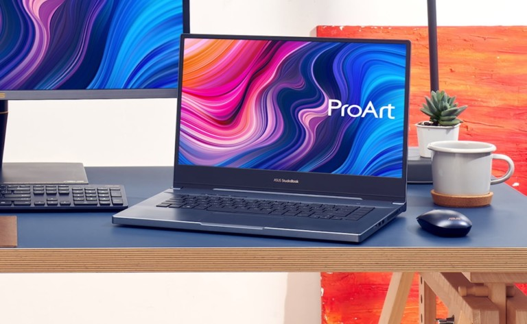 ASUS ProArt StudioBook One High-Powered Computing Laptop offers NVIDIA Quadro RTX 6000 graphics