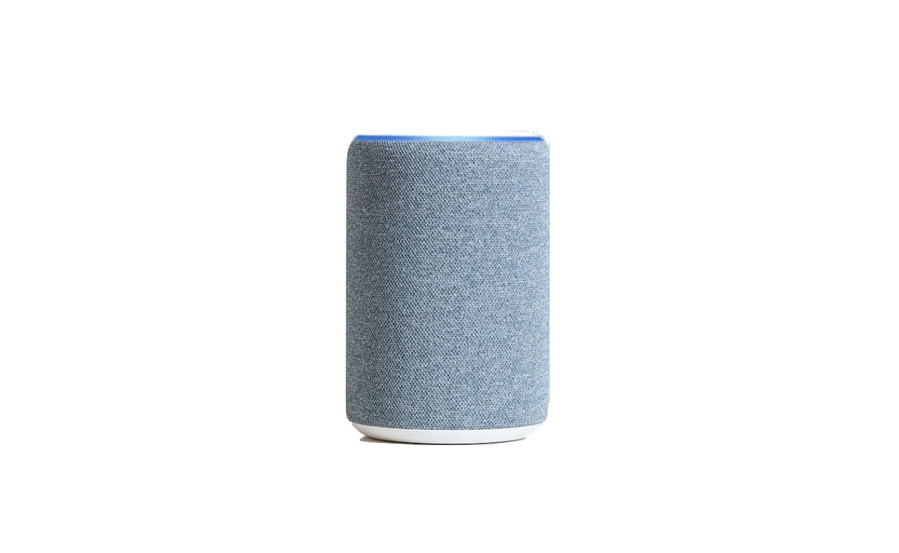 All-New Amazon Echo Fabric Smart Speaker has the hardware you love from the Echo Plus