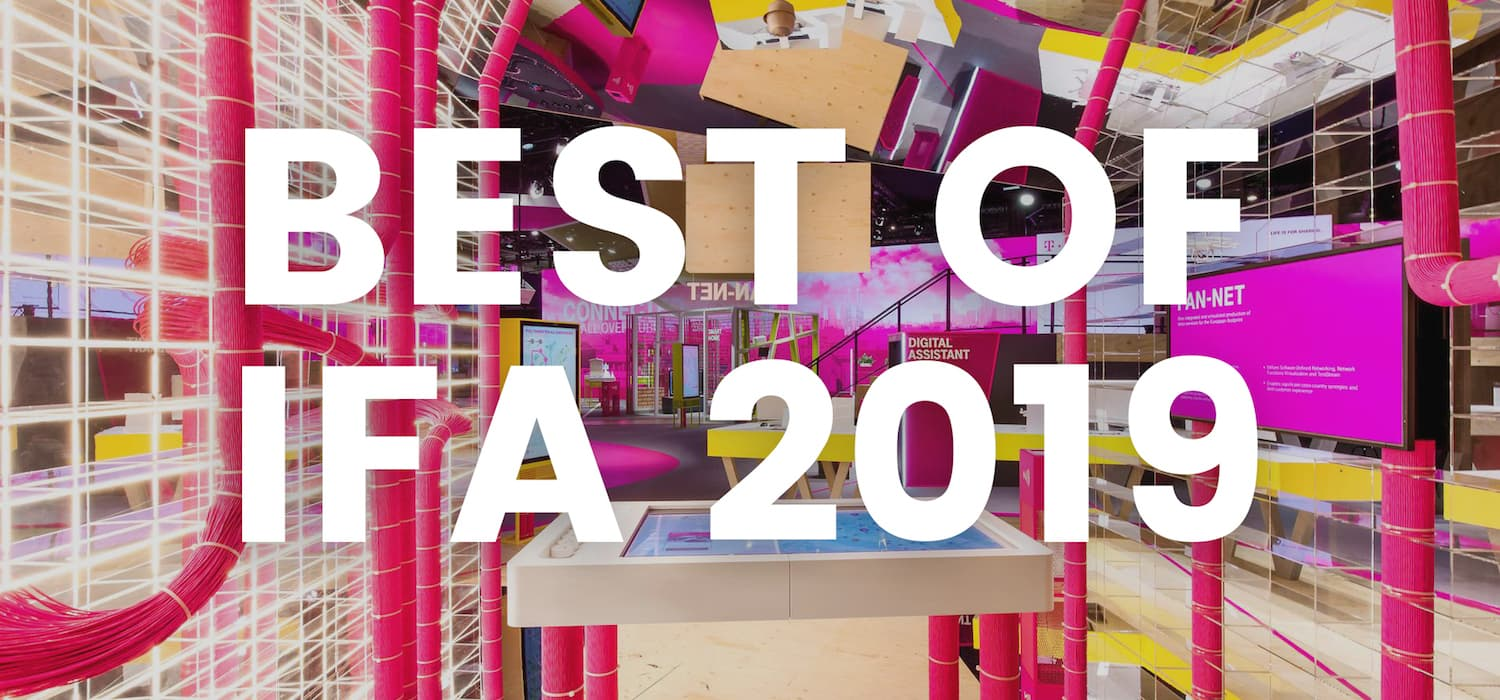Best of IFA 2019 – Amazon Fire Cube, Huawei P30 Pro, and everything else you missed