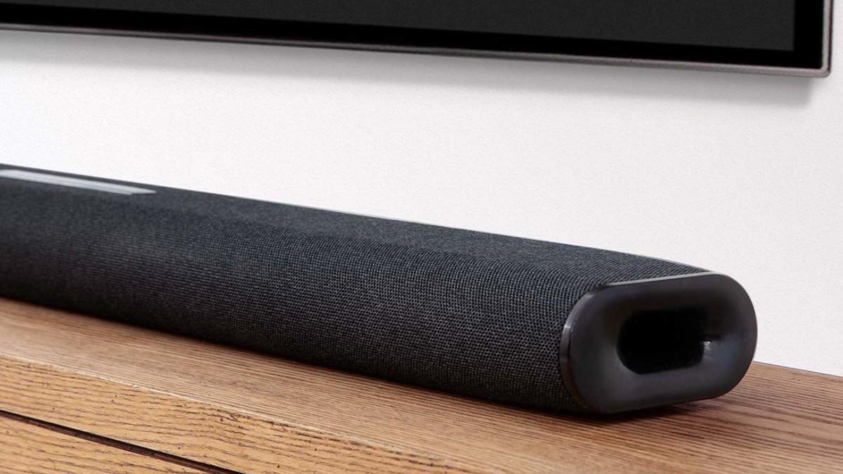 Anker Nebula Soundbar Fire TV Edition 4K HDR Speaker offers built-in Fire TV capabilities