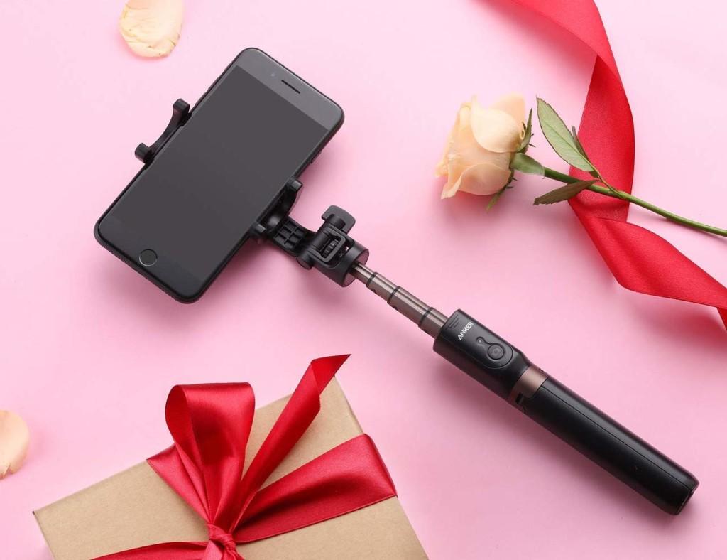 Anker Selfie Stick Bluetooth Extendable Monopod