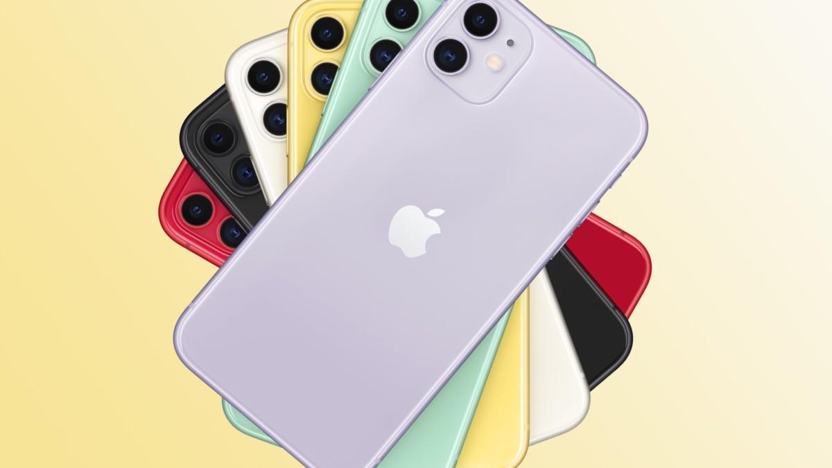 Apple iPhone 11 Dual-Camera Smartphone shoots in beautiful 4K
