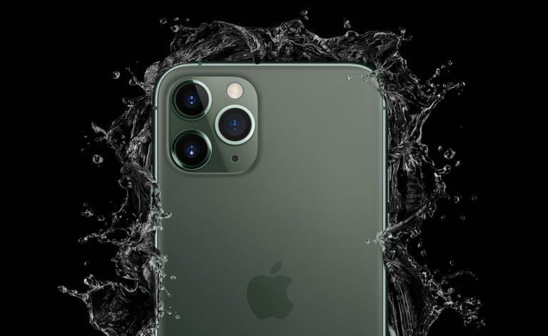Apple iPhone 11 Pro & iPhone 11 Pro Max have three new cameras