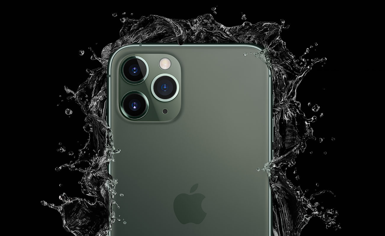Apple iPhone 11 Pro & iPhone 11 Pro Max have three new cameras loading=