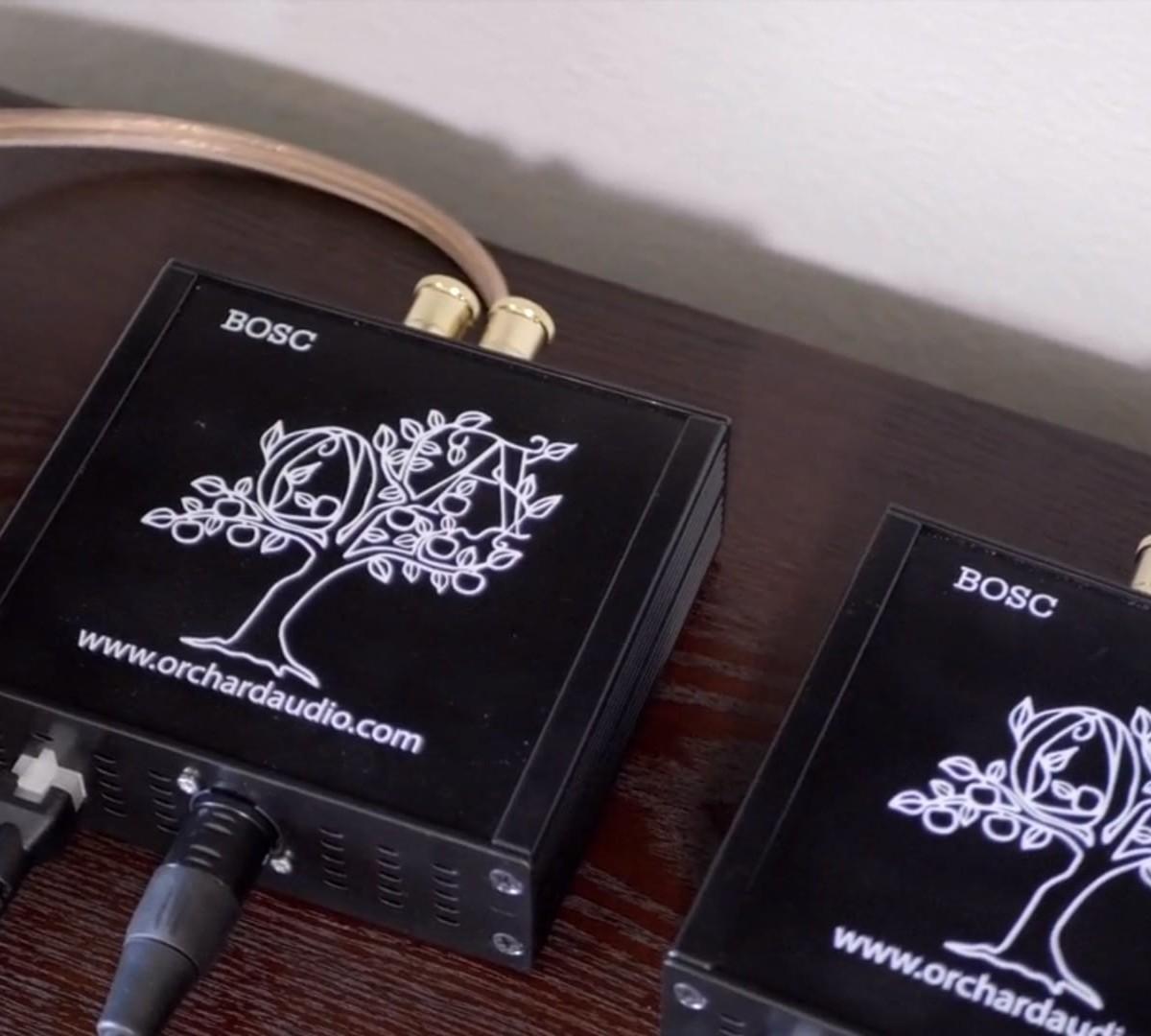 BOSC Monoblock GaN Audio Amplifier will instantly improve your audio