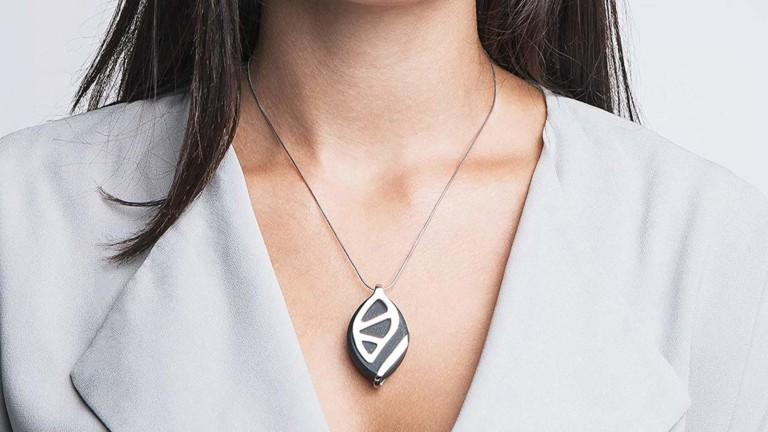 Bellabeat Leaf Urban Health-Tracking Jewelry is optimized for women