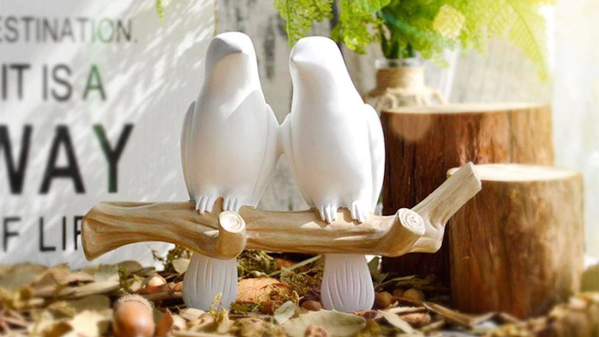 Bird on a Branch Adorable Storage Hanger is the cuteness your home deserves