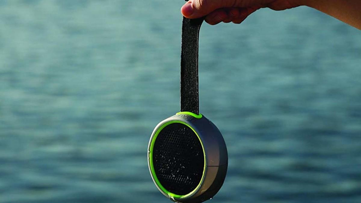 Braven BRV-105 Rugged Portable Speaker endures whatever you put it through