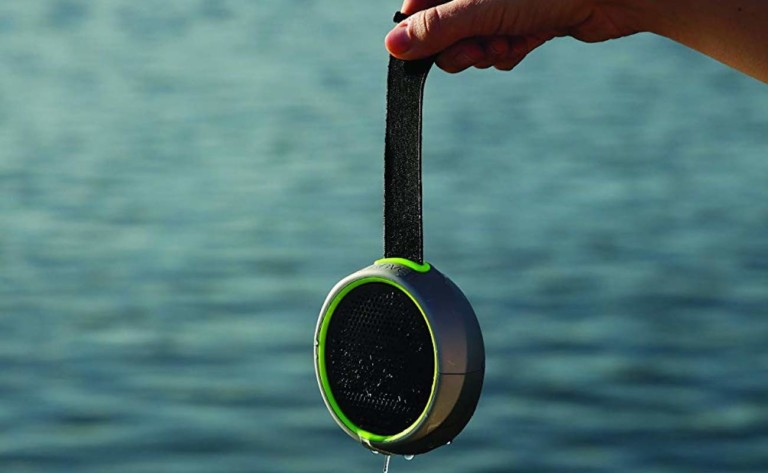 Braven BRV-105 Rugged Portable Speaker endures whatever you put it through