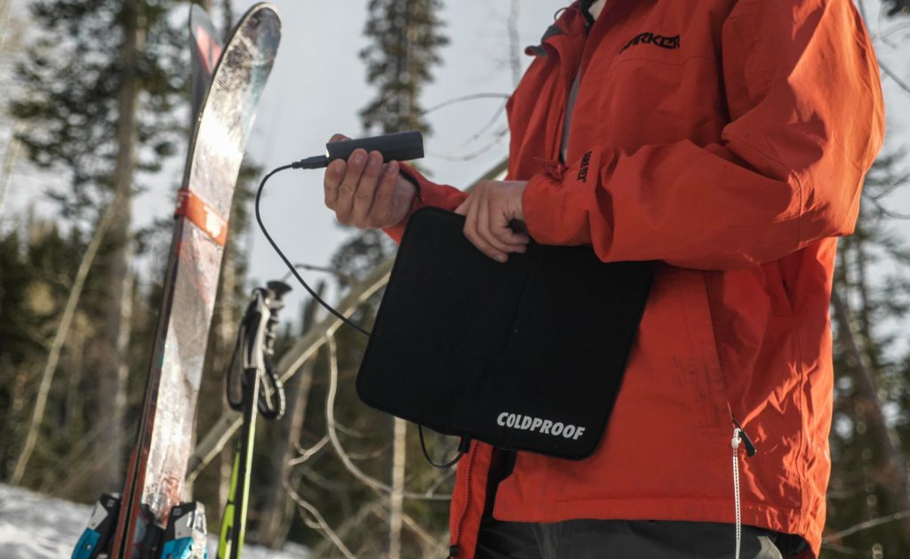COLDPROOF+Lightweight+Portable+Heating+Pad+offers+superbly+even+heating