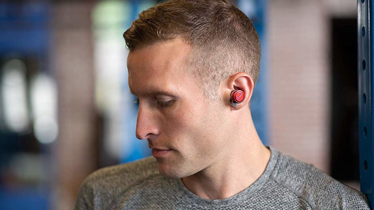 Cleer Ally In-Ear Headphones offer up to 30 hours of playback time
