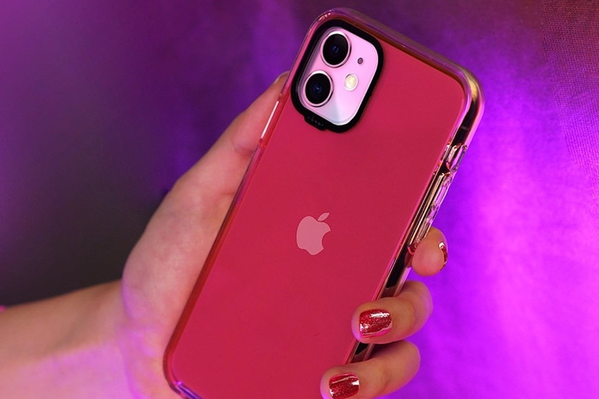 Elago Hybrid iPhone 11 Pro Case Series protects your buttons from wear and tear