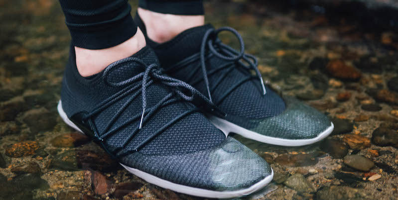 Enjoy the outdoors in any weather with Vessi Waterproof Footwear