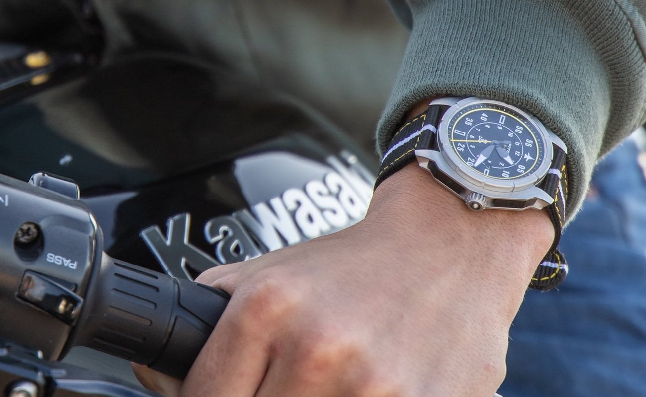 F14 Tomcat Fighter Jet-Inspired Automatic Watches are loaded with inspiration
