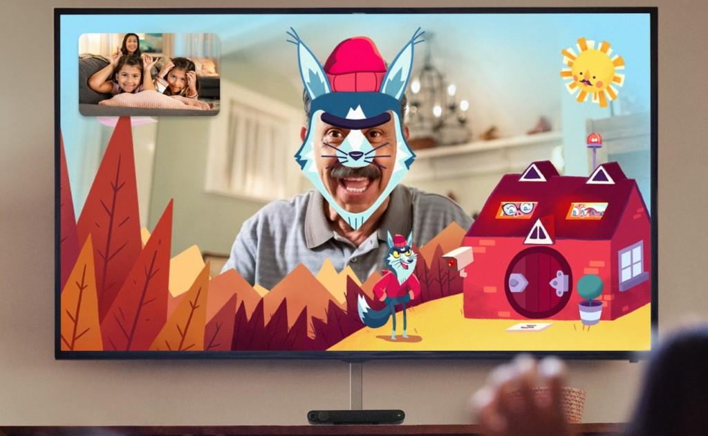 Facebook Portal TV Smart Video Chatting Device