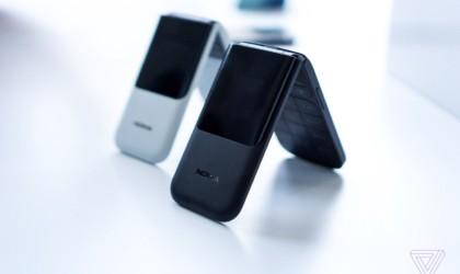 HMD Nokia 2720 Modernized Flip Phone